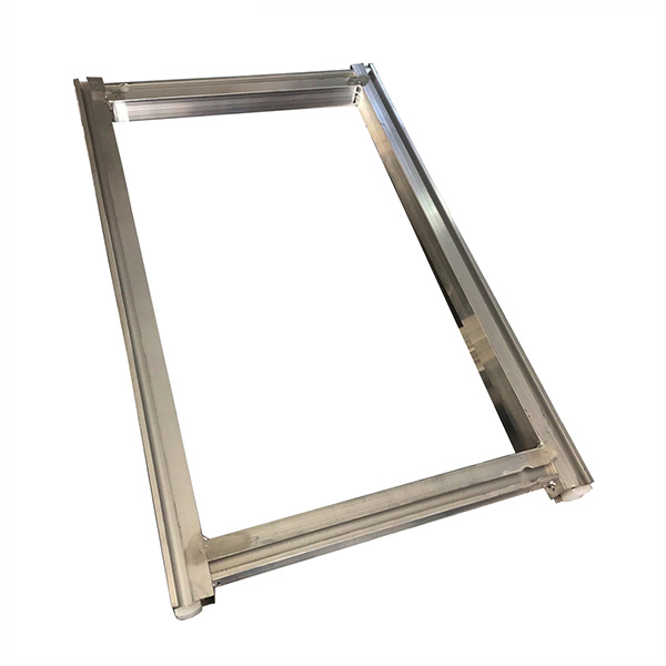 Aluminum Running Table Frame