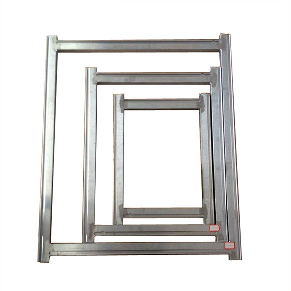 Aluminum Running Table Screen Printing Frame
