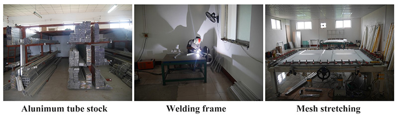 A3 size aluminum line table printing frame 4.jpg