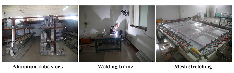 16x24inch line table printing frame with mesh 3.jpg