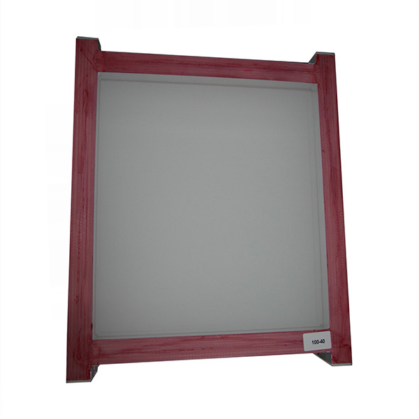 Aluminum Running Table Printing Frame With Mesh