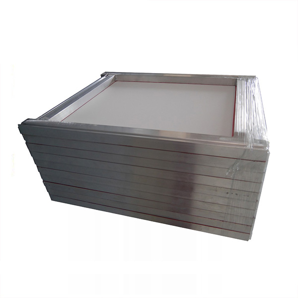 Pre-stretched Line Table Printing Frame