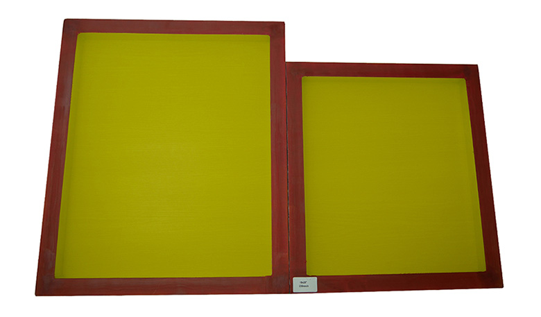 Aluminum pre-stretched screen printing frame.jpg