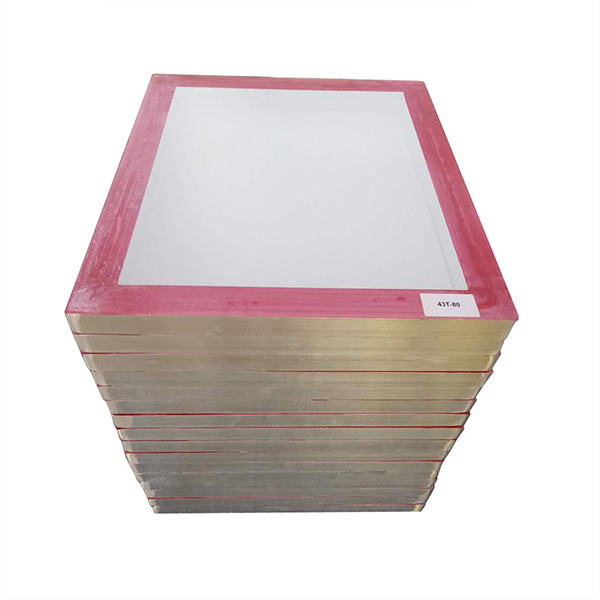Silk Pre-stretched Screen Printing Frame