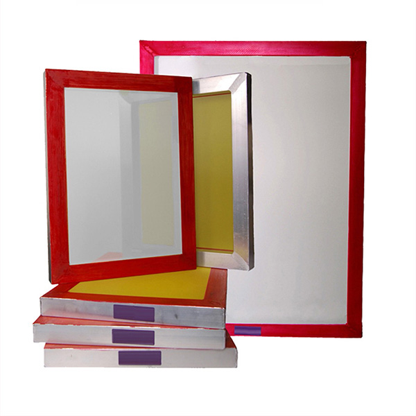 Red Glue Silk Screen Frame