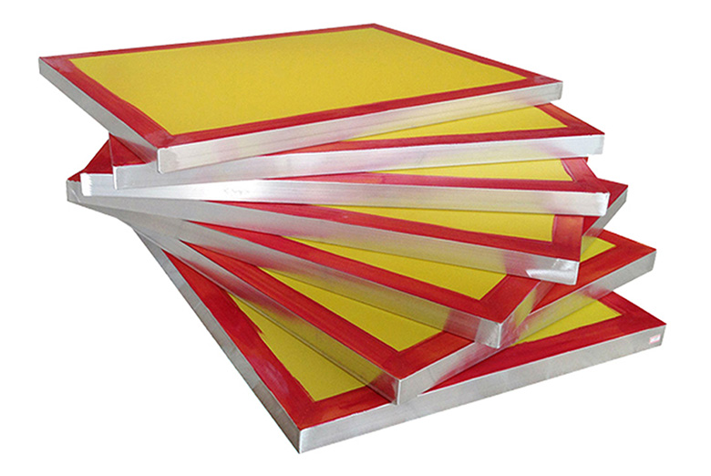 Red glue silk screen frame.jpg