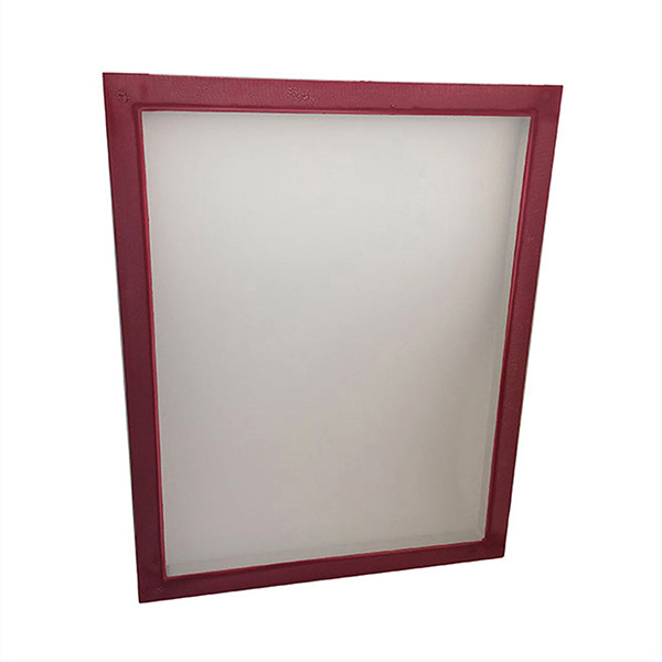Red Glue Aluminum Screen Printing Frame