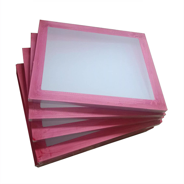 Wholesale Pre-stretched Screen Printing Frame