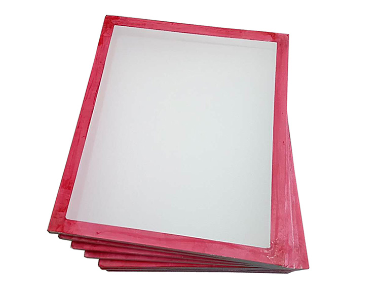 Wholesale pre-stretched screen printing frame.jpg
