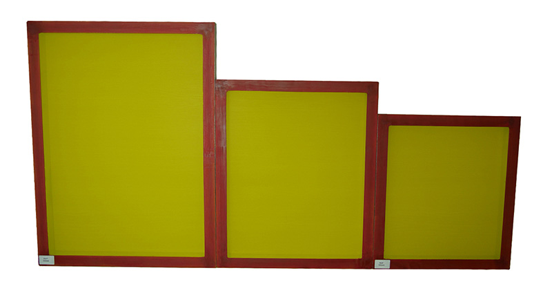 Screen printing frame for T shirt printing.jpg