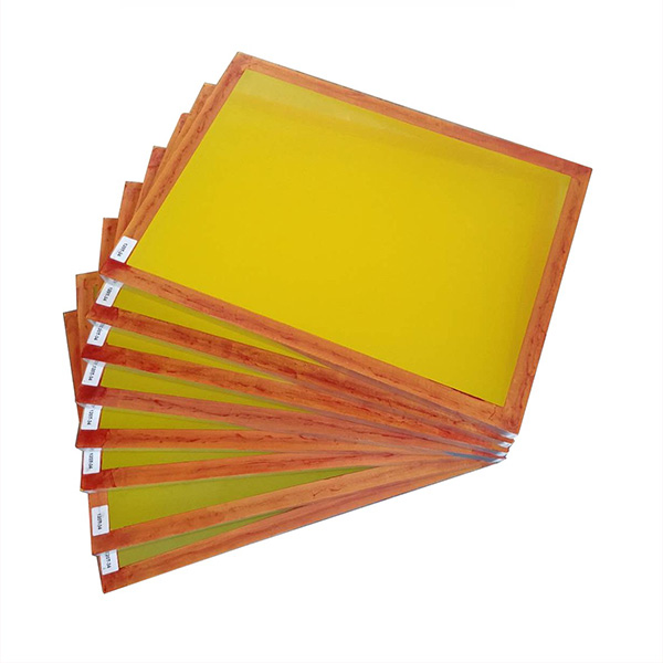Screen Printing Frame For Textile Printing