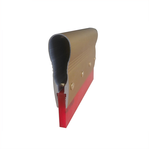 Single Durometer Aluminum Handle Squeegee