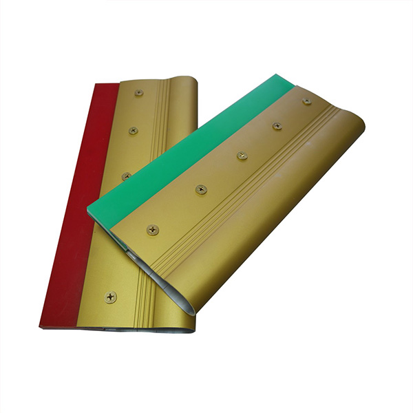 Aluminum Handle Rubber Squeegee Manufacturer