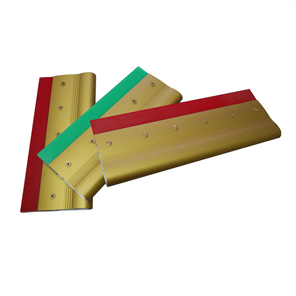 Aluminum Handle Rubber Squeegee Supplier