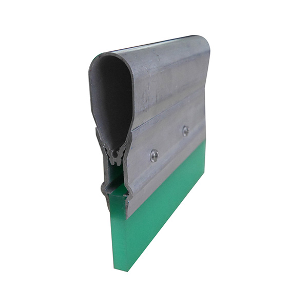 Single Durometer Aluminum Handle With Squeegee
