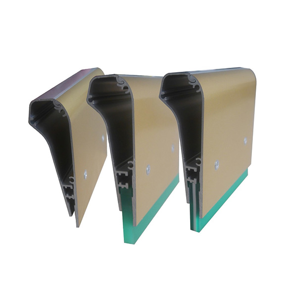 Gold Color Ergo Force Aluminum Handle Squeegee