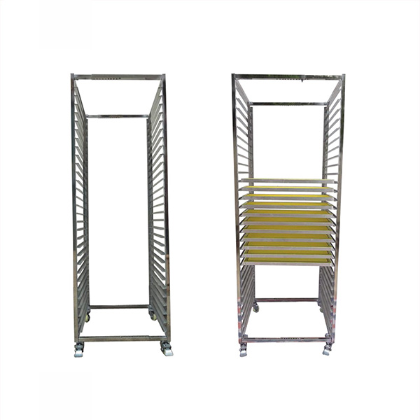 Silk Screen Storage Racks