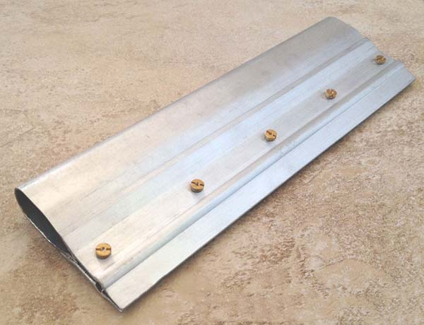 Aluminum handle squeegee For Sale