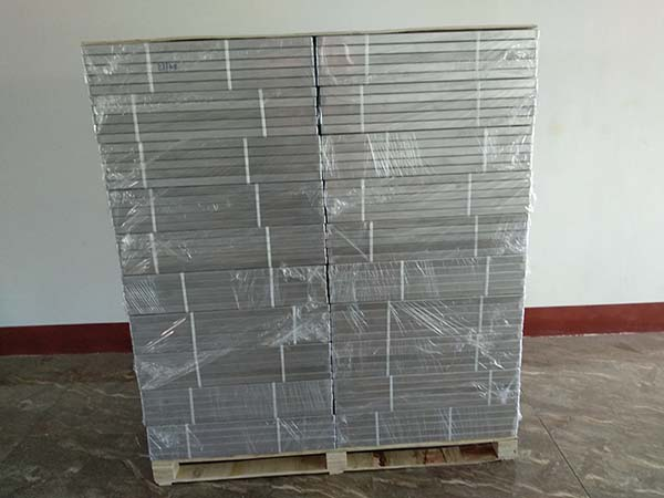 Useful aluminum meshed screen printing frame
