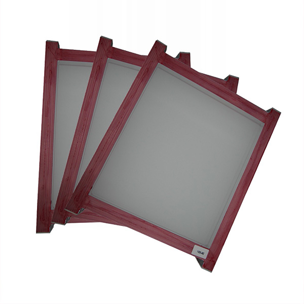 Pre-stretched line table printing frame sale