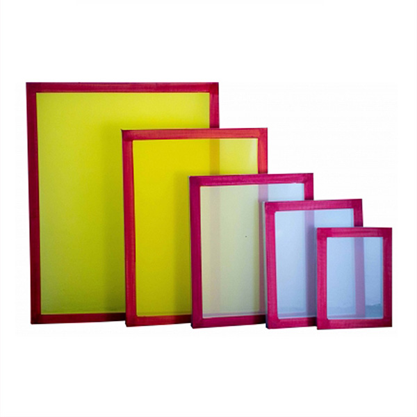 Pre-stretched line table printing frame For sale.jpg
